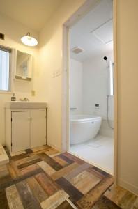 新洗面所・浴室