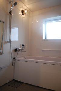 リノベーション後浴室