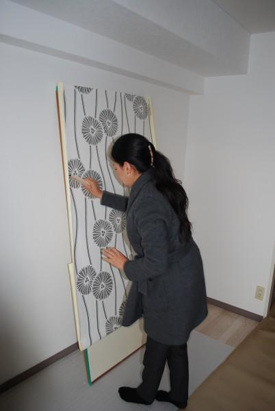 壁紙づくり