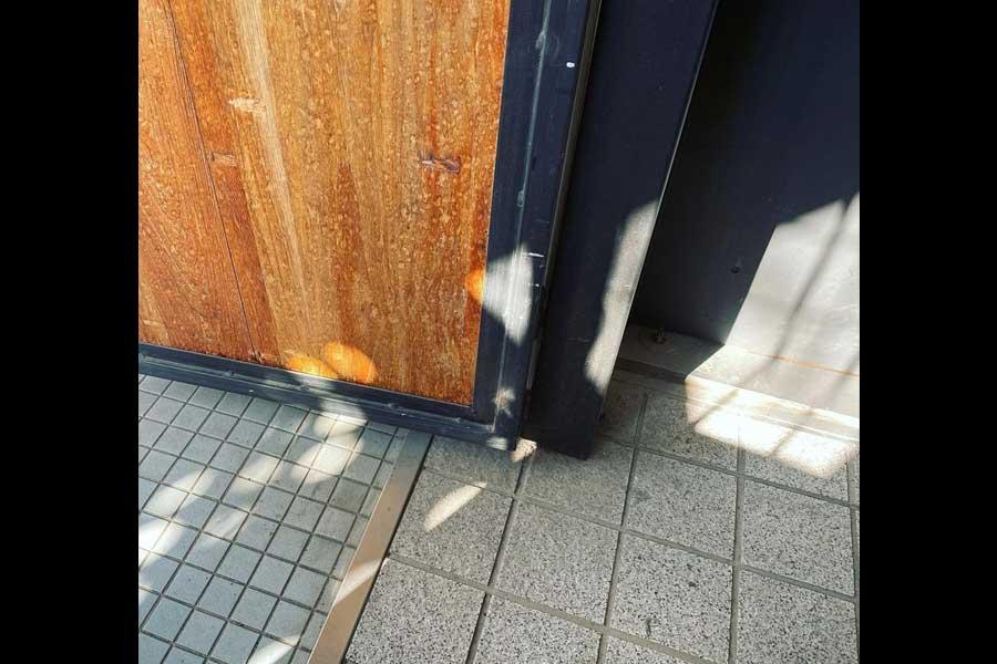 ヴィンテージなドア