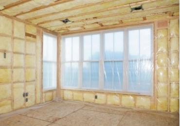 外壁/屋根/天井/床の断熱改修