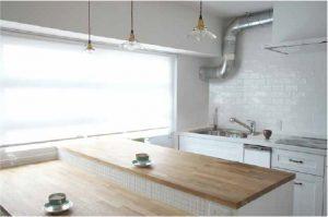 [T様の声]すっきりシンプルで、住みやすい!理想のカフェ風空間です。[姫路市材木町]