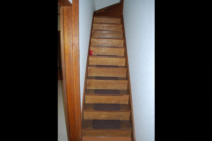 階段ビフォー