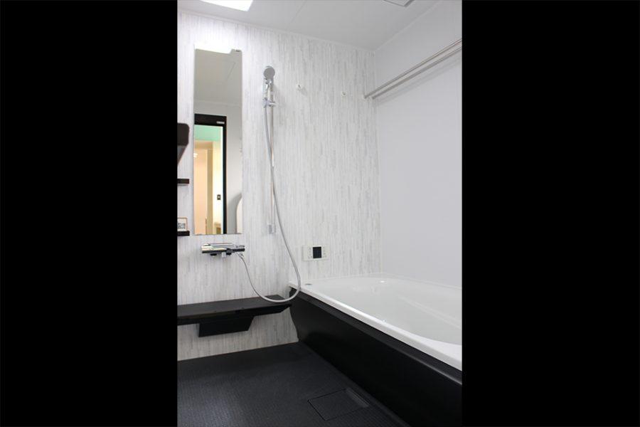 浴室アフター