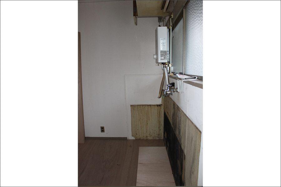 キッチン置き場