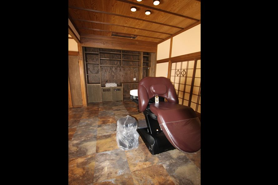 和室シャンプー台