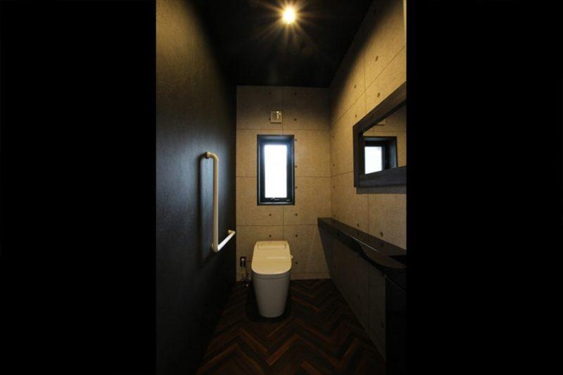 1階トイレアフター
