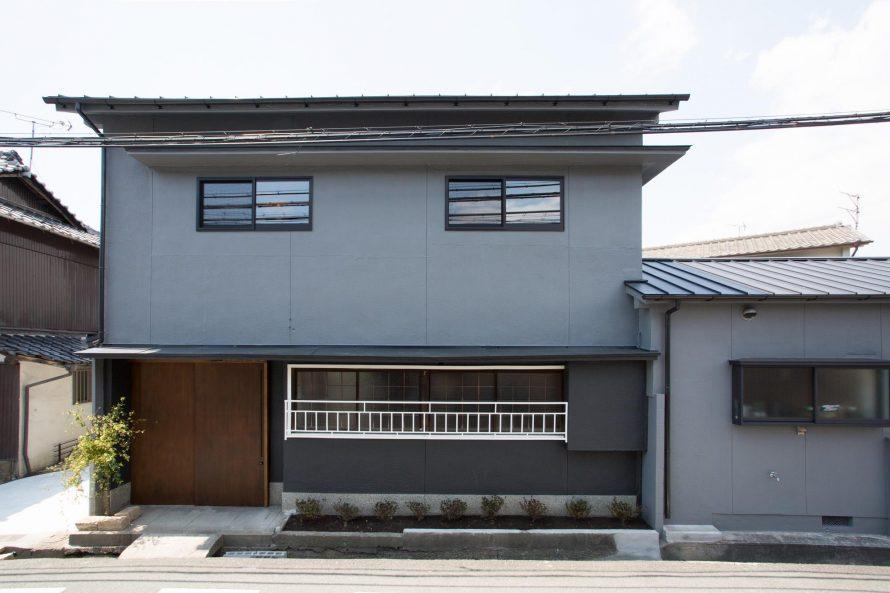 全面塗装と屋根はガルバリウム鋼板