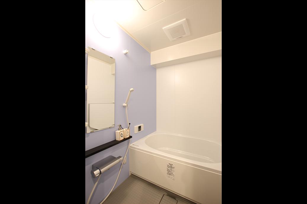 アフター浴室①
