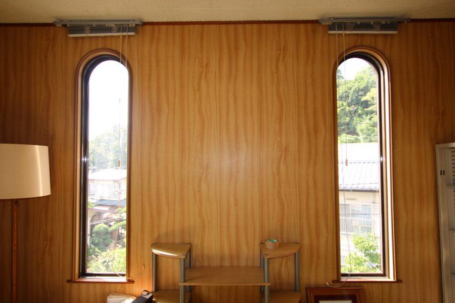 2階FIX窓