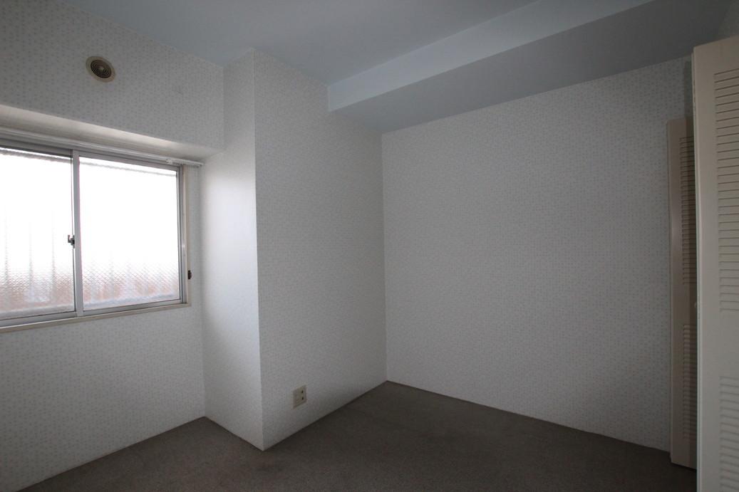 ビフォー寝室①