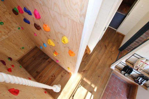 加古川モデルハウスにてボルタリング体験ができます!