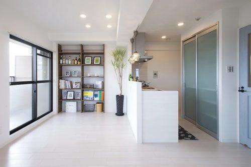 [施工実例]プライベート空間を楽しむマンション