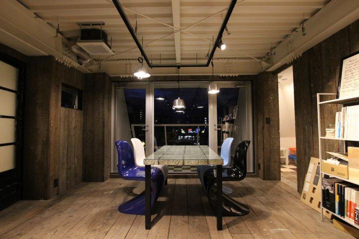 弊社Renowiseビル6階を打合せルーム・会議室としてスペースマーケットで貸し出し中