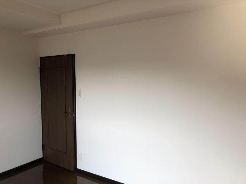 寝室ビフォー①