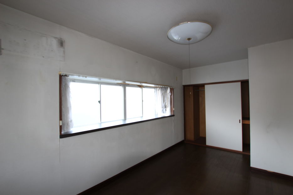 2階ダイニングビフォー②