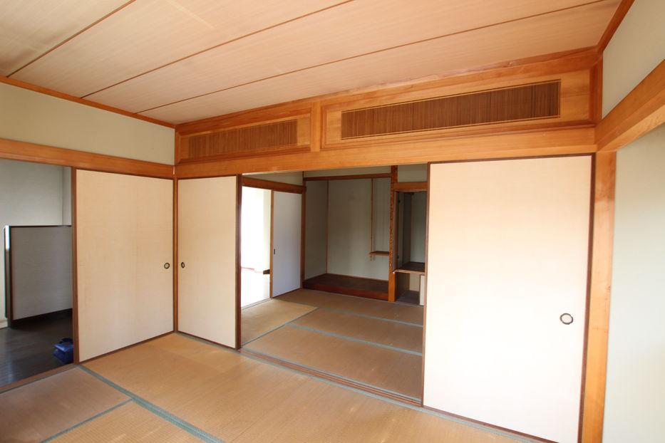 3階寝室ビフォー