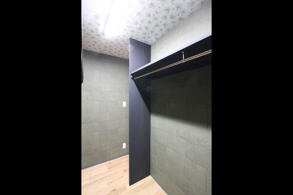 洋室2アフター②