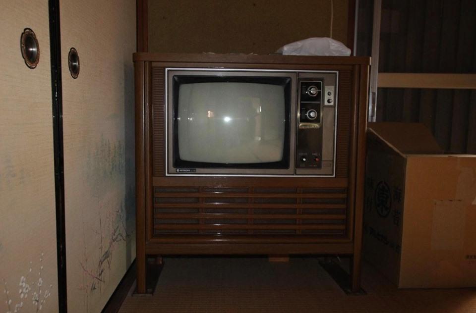 レアなテレビ