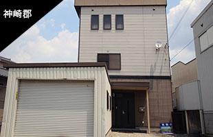 神崎郡福崎町にあるリノベーション向き戸建て物件