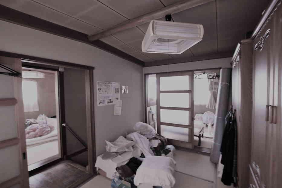 リノベ前の和室