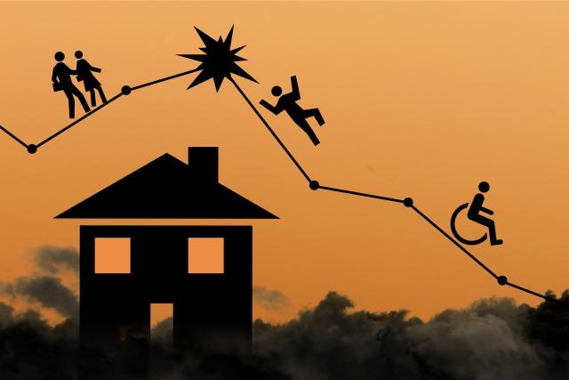 家に関するトラブル