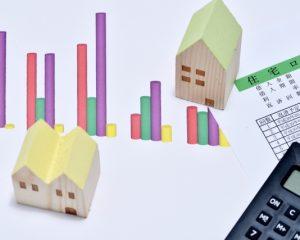 住宅ローンの長期固定金利は毎月変動する。