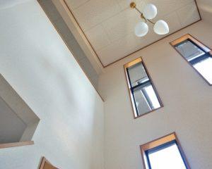 マンションでも天井高を上げるリノベーション実例
