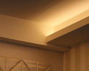 間接照明の効果と設置方法について