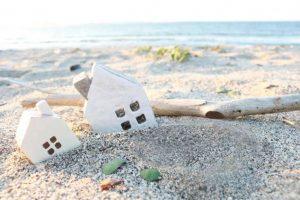 床上浸水を起さない為の土地・物件選びは重要。