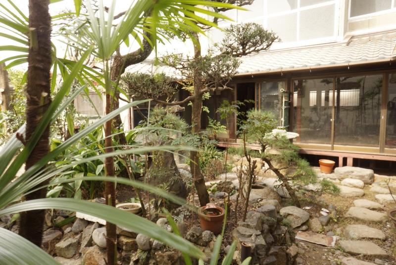 お庭もいい感じにあり四季を感じるにはやはりお庭っていいなーなんて思っちゃいます!