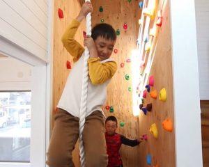 小枝不動産で紹介された『大人も子供も本気で遊べる家』