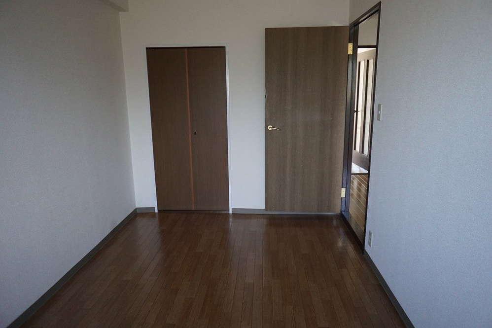 6帖の洋室