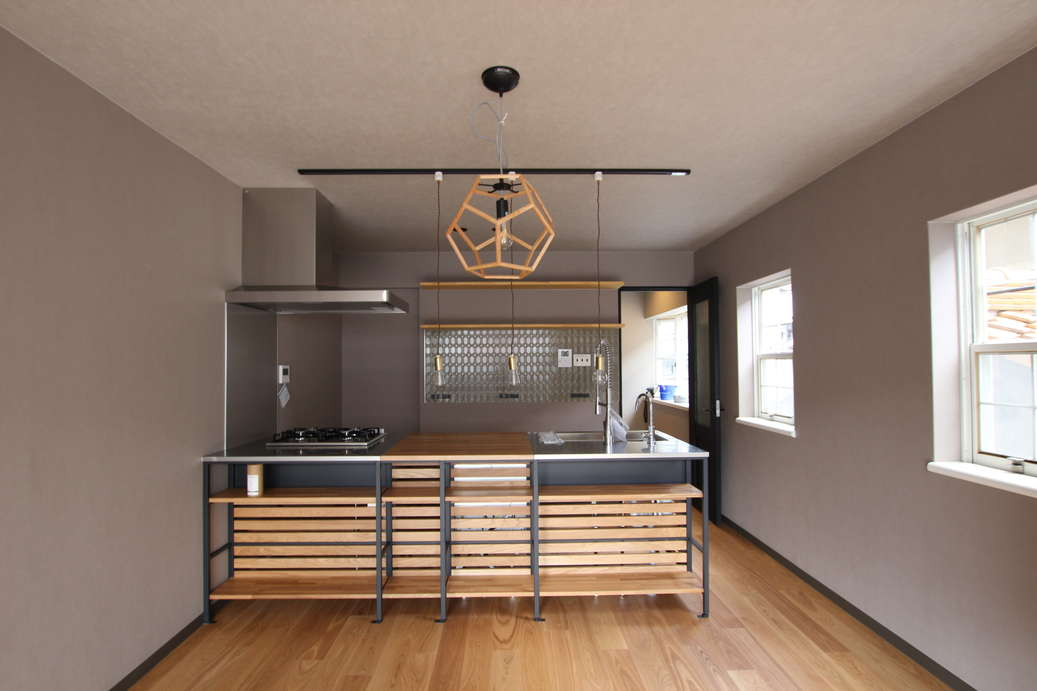 キッチンアフター2