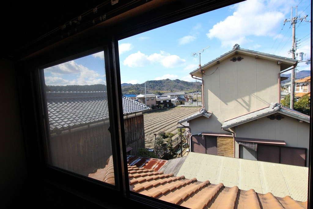 二階からの景観