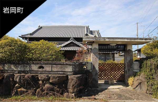 神戸市西区岩岡町野中にある中古戸建て