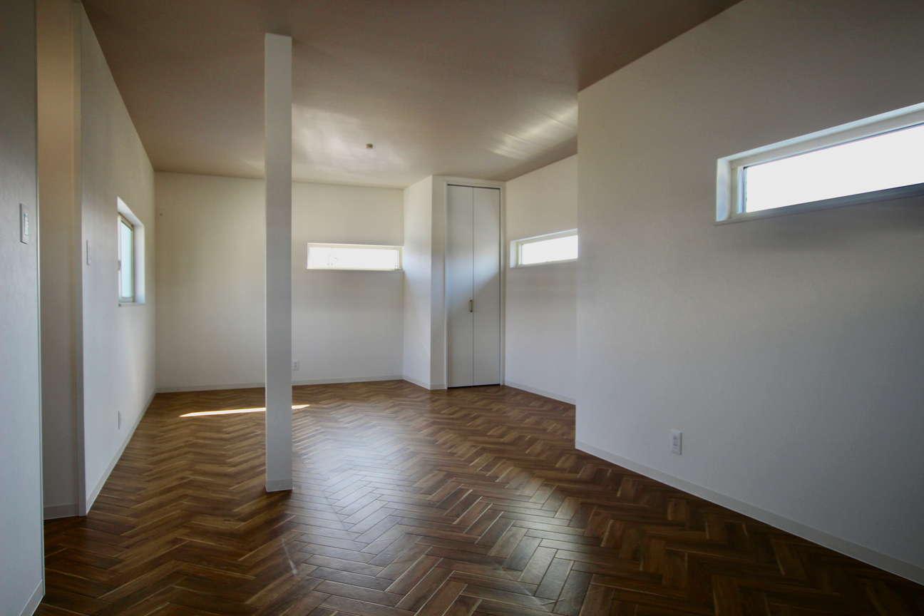 和室2部屋→2階洋室ワンルーム(1)_after