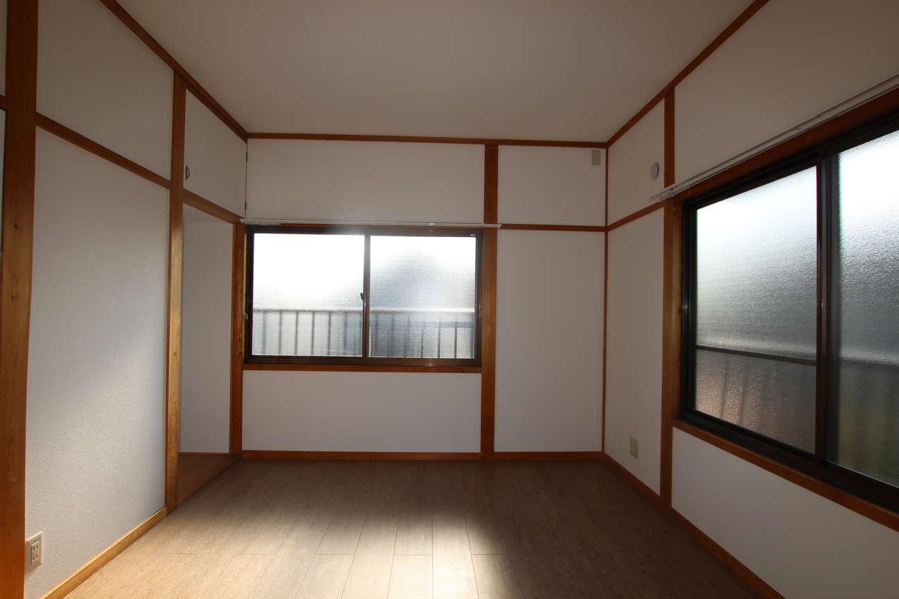 2階和室→2階洋室_after