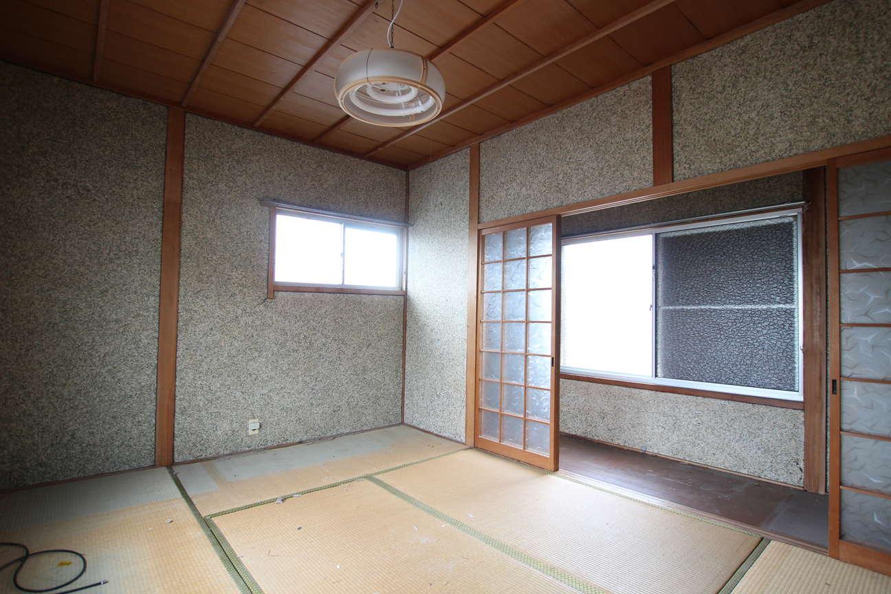 和室2部屋→2階洋室ワンルーム(2)_before