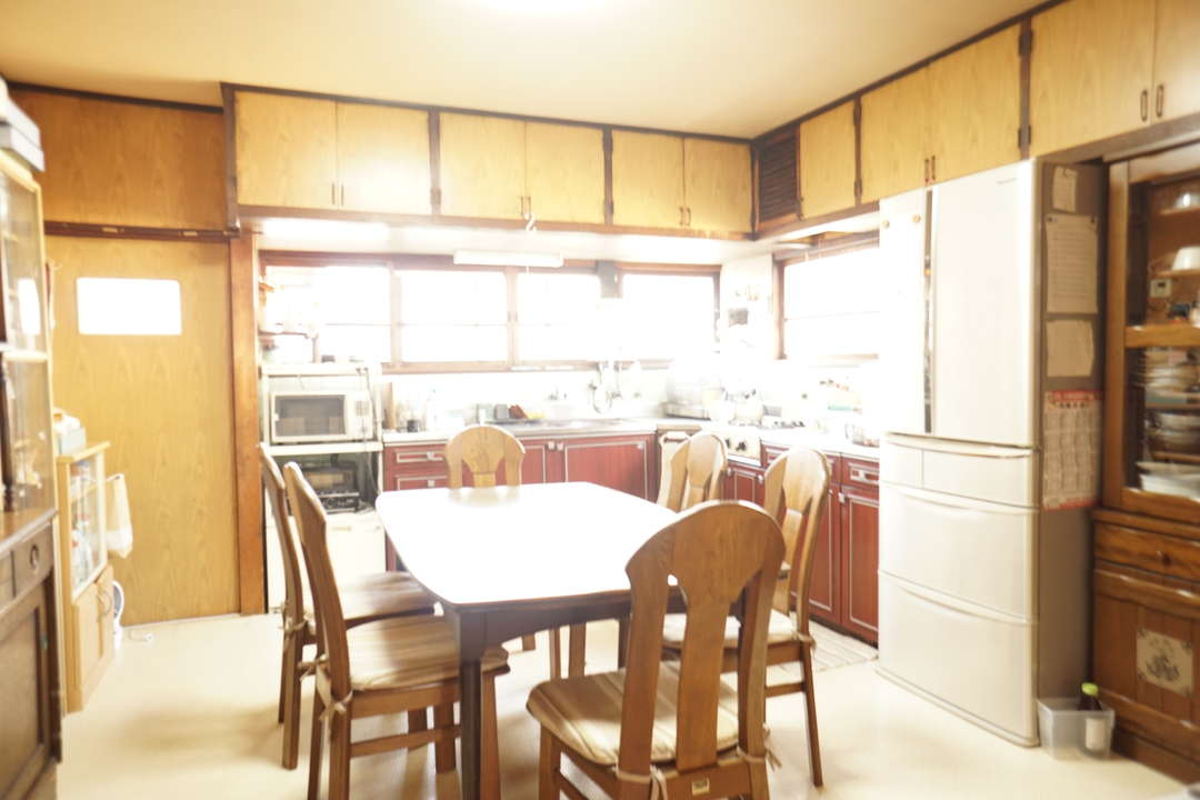 キッチン2before