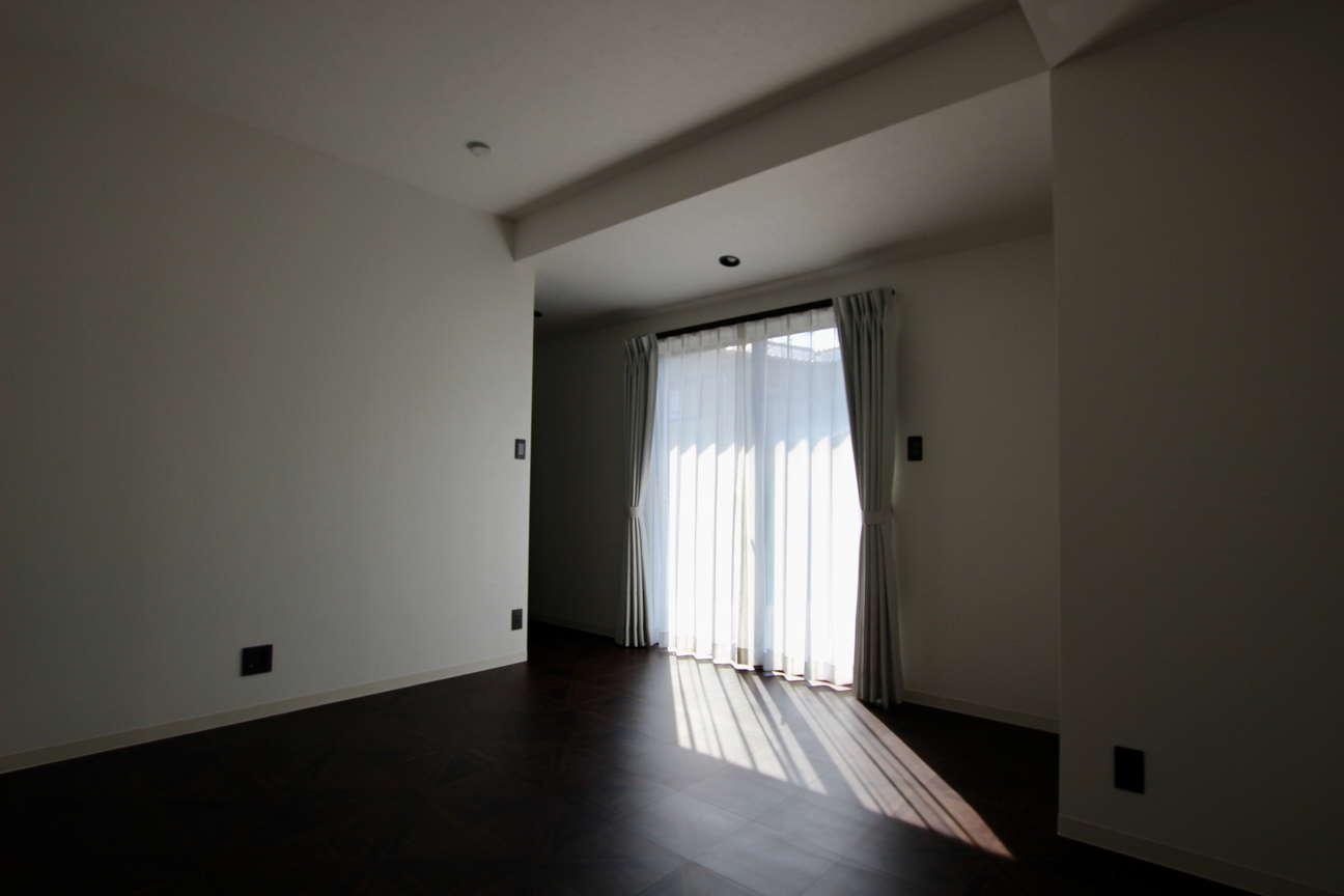 和室→1階洋室after