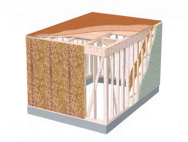 住宅構造と断熱効果