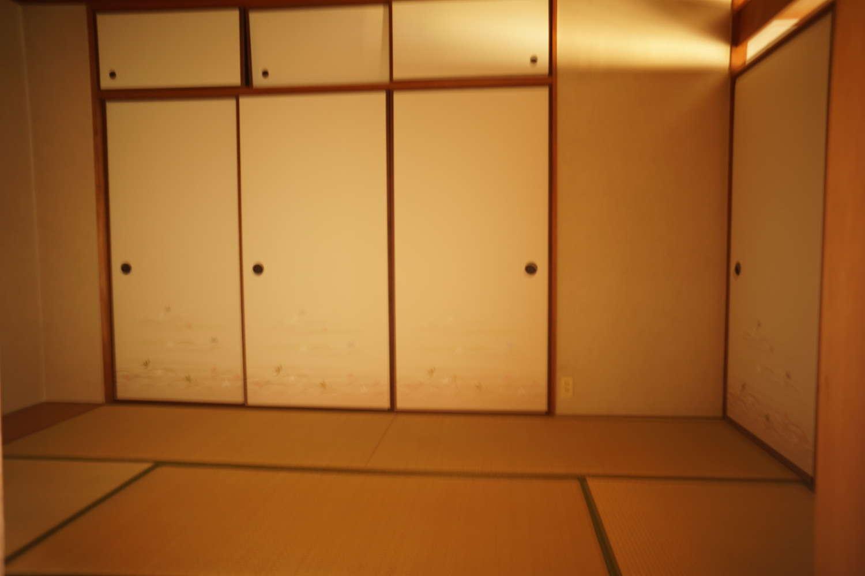 和室(2)→和室
