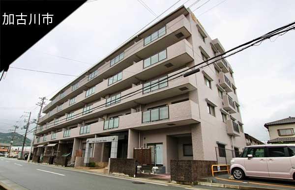 リノベ向きマンション@加古川市西神吉町花束みたいな恋をしたふたりの家づくり。