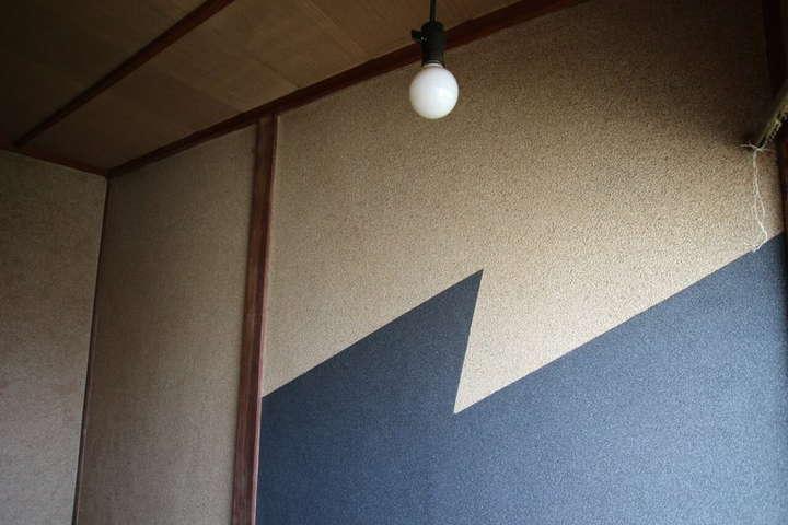 ハイセンスな壁